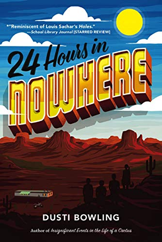 24 Hours in Nowhere (English Edition)