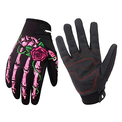 Eruditter Guanti da Moto Guanti Touch Screen Guanti da Moto Winter Motocross Protective Gear Racing Gloves