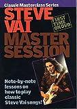 Master Session: Steve Vai. Für Gitarre