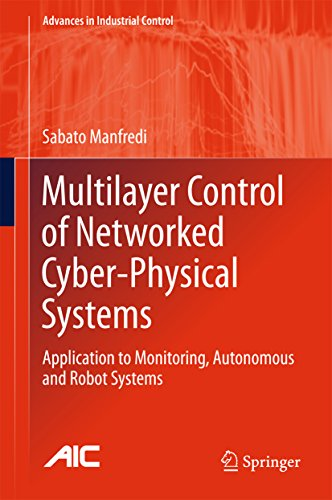 Multilayer Control of Networked Cyber-Physical Systems: Application to Monitoring, Autonomous and Robot Systems (Advances in Industrial Control) (English Edition) por Sabato Manfredi