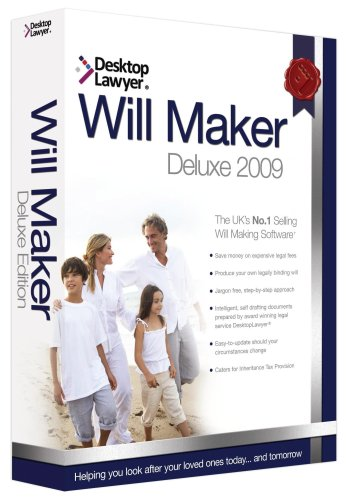 Will Maker Deluxe 2009 Edition (PC CD) Test
