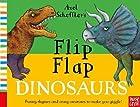 Flip flap dinosaurs © Amazon