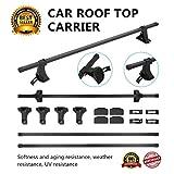 Die besten Dachgepäckträger - ACEHE Universal Dachträger Alu Relingträger, Abschließbar Lastenträger Dachgepäckträger Bewertungen