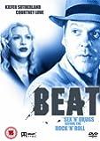 BEAT Kiefer Sutherland, Courtney Love, Normen Reedus, Ron Livingstone [DVD]