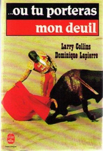 Ou tu porteras mon deuil par Collins, Lapierre