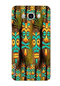 Omnam Old Man Bamboo Printed Designer Back Cover Case For Sumsang Galaxy J7 (2016)