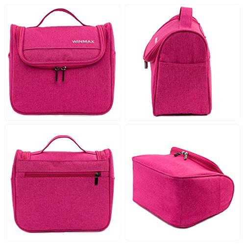 Zoom IMG-2 winmax beauty case rosa fr
