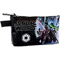 Star Wars Neceser, Color Negro, 0.94 litros