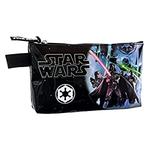 Star Wars Neceser, Color Negro, 0.94 litros