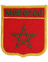 Yantec wappenpatch maroc écusson