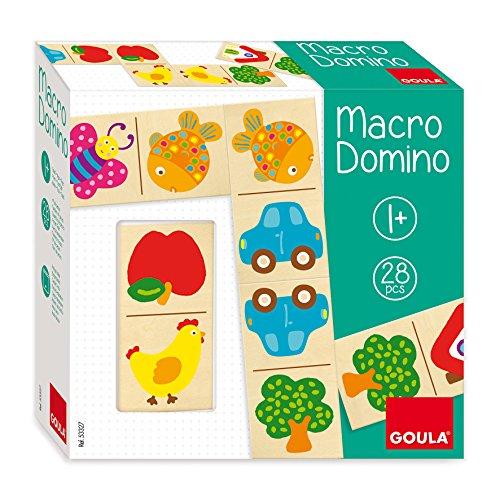 Goula-Macro-Domin-28-piezas-Diset-53327