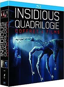 Insidious quadrilogie [Blu-ray]