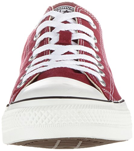 Converse Ctas Core Ox, Baskets mode mixte adulte Rouge Bordeaux