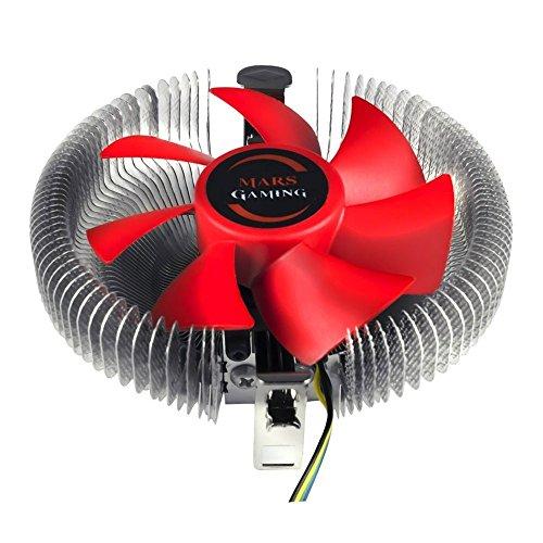 Tacens MCPU1 - Ventilador para PC (enfriador, procesador, 9.2 cm)