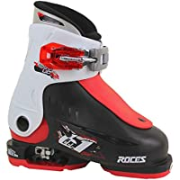 Roces Idea Skischuhe, Unisex Kinder