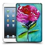 Head Case Designs Offizielle Mai Autumn Pfingstrose 2 Bluete Blumig Ruckseite Hülle für iPad Mini 1 / Mini 2 / Mini 3