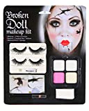 Horror-Shop Broken Doll Make-up 11-teilig