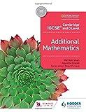 #6: Cambridge IGCSE and O Level Additional Mathematics (Cambridge Igcse & O Level)
