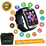 Smartwatch Bluetooth Smart Watch Phone Orologio Intelligente con SIM Card Slot...