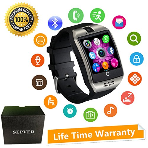 Smart Watch uomo con fotocamera touch screen orologio...