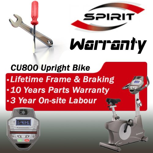 Spirit cu800kommerziellen aufrecht Heimtrainer - 7