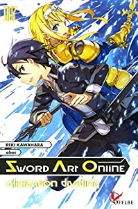 Sword Art Online Edition simple Alicization Dividing