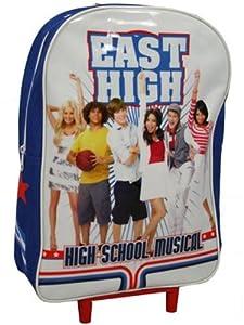 Disney High School Musical Liberty League Wheeled Bag