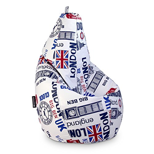 HAPPERS Puff pera Polipiel London Infantil