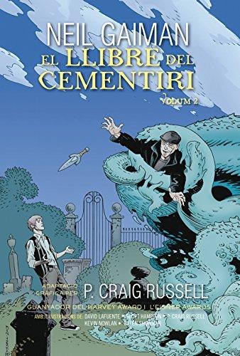 El llibre del cementiri: Segon volum (COMIC BOOKS)