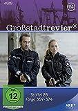 Großstadtrevier 24 - Folge 359-374 (Staffel 28) [4 DVDs]
