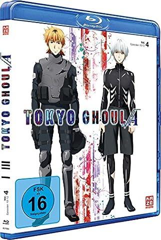 Tokyo Ghoul A (2. Staffel) - Vol. 4 [Blu-ray] (Staffel 4 Walking Dead)