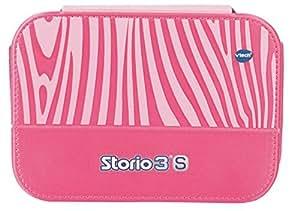 Vtech - 214059 - Jeu Électronique - Storio 3S - Etui Support - Rose