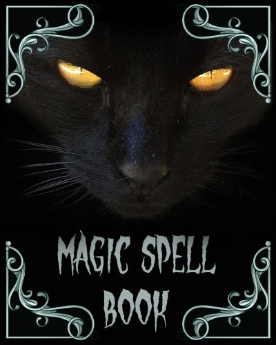 Magic Spell Book: Blank Spell Pages