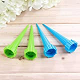 #8: Generic New Practical 12Pcs/lot Garden Cone Watering Spike Plant Flower Waterers Bottle Irrigation System