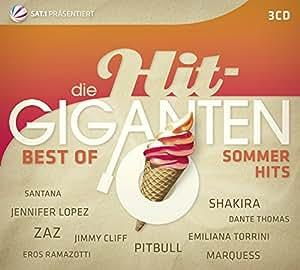 Die Hit Giganten - Best of Sommerhits