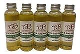 Head & Scalp Massage Oil Gift Set (5 x 60ml)