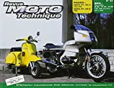 REVUE MOTO TECHNIQUE NUMERO 37 - PIAGGO VESPA P125X-125E ET BMW R60-7