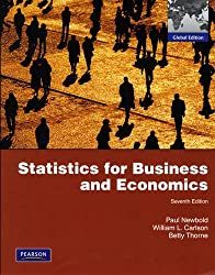Statistics for Business and Economics (International Edition)