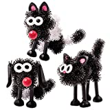 Squish, connect and create with Bunchems! The colorful little balls that stick to each other and build like no other. The Pets Creation Pack allows you to build 1 of 3 amazing, 3D Pet creations! Use 60 Bunchems to build a hairy hound dog, a scruffy p...