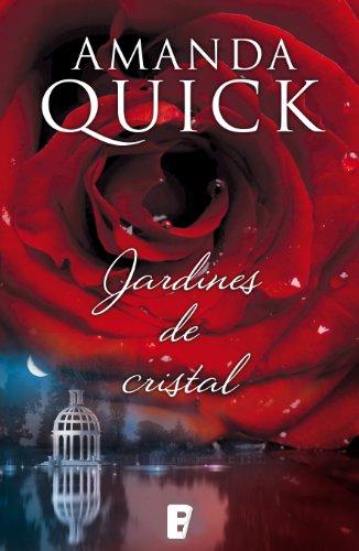 Jardines de cristal por Amanda Quick