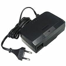 Childhood Cargador de pared de adaptador de fuente de alimentación de CA para Nintendo 64 sistema N64