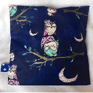 Kleines Schlafkissen Lavendel für Kinder,Kindergarten, Schlafhilfe, Nachtkissen,Kräuter kissen, Lavendelkissen, Geschenk…