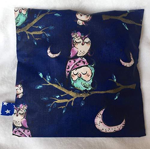 Kleines Schlafkissen Lavendel für Kinder,Kindergarten, Schlafhilfe, Nachtkissen,Kräuter kissen, Lavendelkissen, Geschenk, handmade Deutschland, Baby