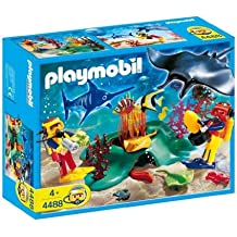 Playmobil 4488 - Submarinistas.