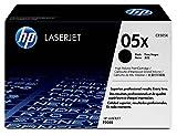 HP Original LaserJet 05X High Volume Print Cartridge - Black (CE505X)