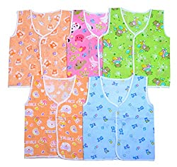 Sathiyas Infant Wear 0-6 Months (Pack of 5)