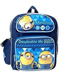 Preisvergleich für Kleiner Rucksack–Despicable Me 3–Minions blau DM330,5cm Schulranzen 153926