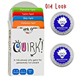 Quirk! The Laugh-Out-Loud, Family Card Game