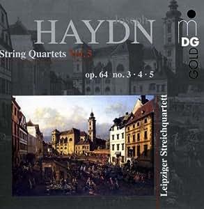 Streichquartette Vol.5,Op.64 3,4+5
