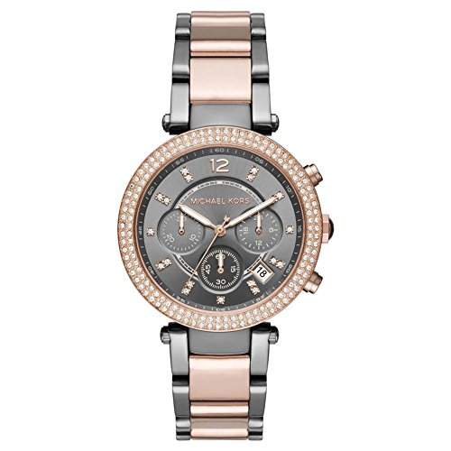 Ladies Michael Kors Parker Chronograph Watch MK6440